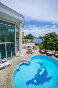 Photo for Penthouse Pool Villa in Pattaya city centre