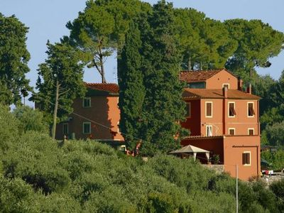 Photo for Apartments home Casale Belvedere, Massarosa  in Versilia - 4 persons, 2 bedrooms
