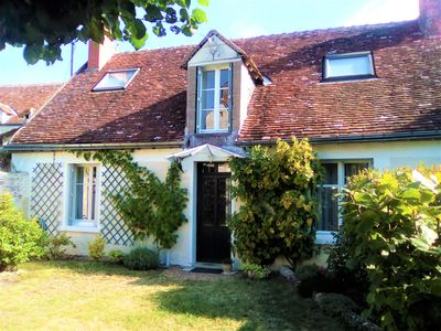 """Photo for """"La bonne humeur"""", country house / cottage between Chenonceau and Beauval Zoo"""