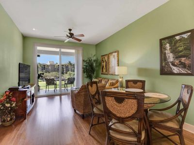 Photo for High-Style w/Lawn Off Lanai, Gourmet Kitchen, AC, WiFi, Laundry–Halii Kai Waikoloa 4C