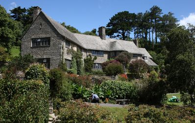 National Trust - Coleton Fishacre is located only a few minutes away