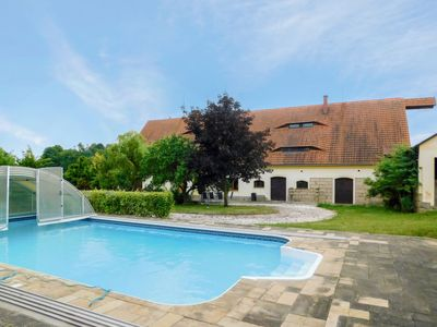 Photo for Vacation home Statek Hofje in Broumov - 12 persons, 4 bedrooms