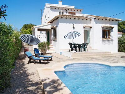 Photo for Vacation home Casa Montenegro (DEN419) in Dénia - 8 persons, 4 bedrooms