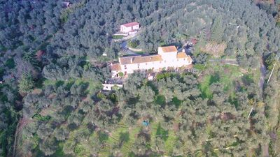 Photo for New construction in the countryside with panoramic views just a few kilometers from Pisa and Lucca