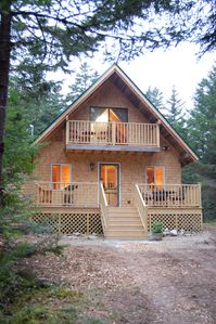 Photo for 2BR Cabin Vacation Rental in Prospect Harbor, Maine