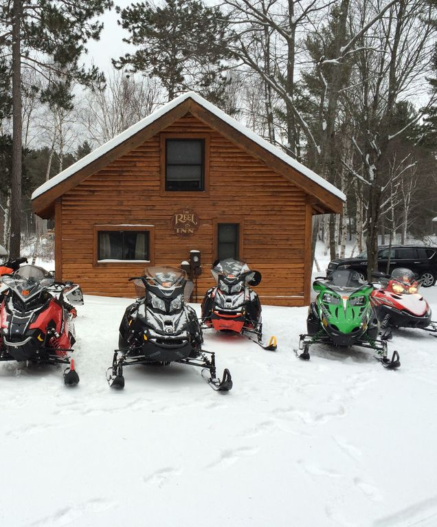 Www Rentalhomes Com: Cabin On AuTrain River 2 Blks From Lake Superior 10