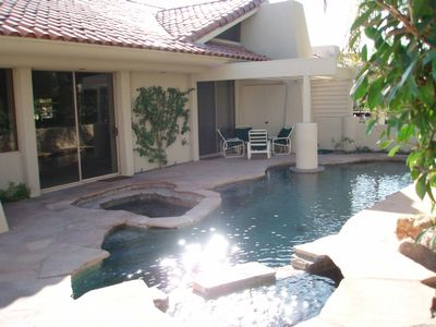 Photo for Luxury Condo in guarded gated community of Rancho Mirage Country club