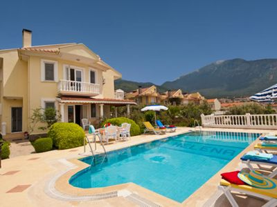 Photo for Villa Helena - A Superb Detached Villa with Lovely Sunset View & Private Pool
