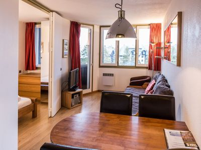 Photo for Chamois Blanc 6 -  an apartment that sleeps 4 guests  in 1 bedroom