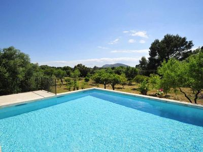 Photo for Large charming country house with garden, barbecue and pool