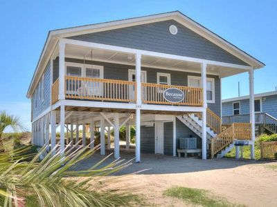 Photo for Completely Renovated,Practically Brand New,4 BR/2 BA OCEANFRONT Home-Sleeps12