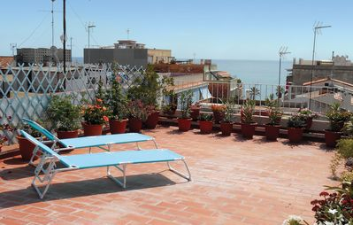 Photo for 4BR Apartment Vacation Rental in Canet de Mar