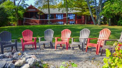 "Photo for Stonepoint: ""Spacious Weekend Wine Trail Retreat"""