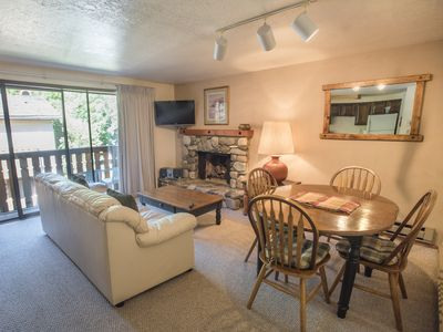 Photo for Great 1 (plus) bedroom condo. This is the best location in Ketchum!