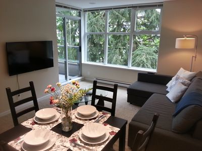 Photo for 2BR Condo Vacation Rental in Burnaby, BC