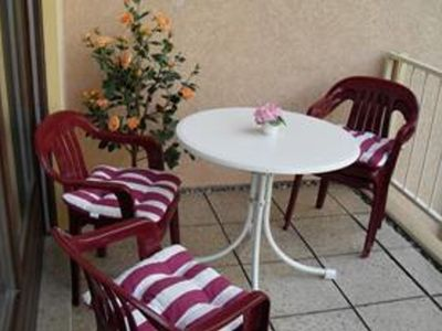 Photo for Apartment Sutter - Kurpark-Residenz - 2-room apartment with bath / WC, sep. 2 WC, underground parking