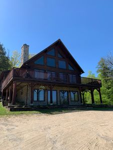 Photo for Magnificent Log Home Getaway