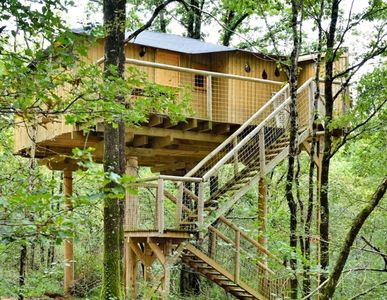 Photo for D��fiPlanet 'in Dienné - House In The Branches 3 Rooms 6 People