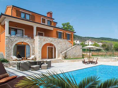 Photo for Stunning 5 bedroom villa, stunning views, ideal for families, A/C & Wi-Fi
