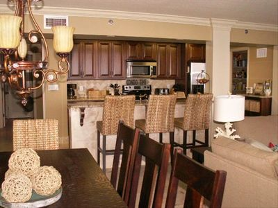 Kitchen, Dining, Family Room all oceanfront!