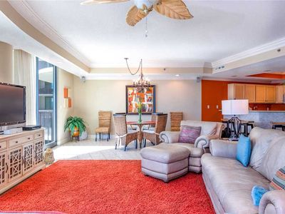 Photo for Phoenix on the Bay II 2412: 3 BR / 3 BA condo in Orange Beach, Sleeps 8