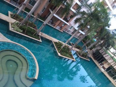 Photo for 1BR Condo Vacation Rental in Pattaya