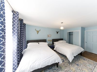 Photo for Private Blu Suite 1BR Brownstone 1st Fl Harlem NYC