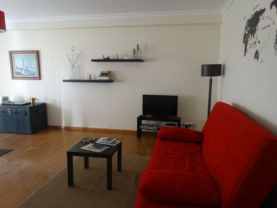 Photo for Ze Rita Apartment-T2 with 103m2 in the heart of Aveiro