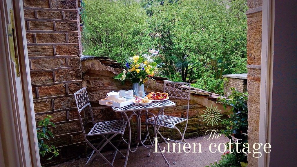 Linen Cottage Rifugio Di Lusso A Holmfirth Homeaway