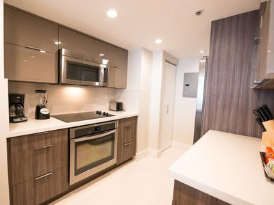 Photo for Grand 1441 | Downtown Miami | 2BR | Ocean Bay View + Balcony