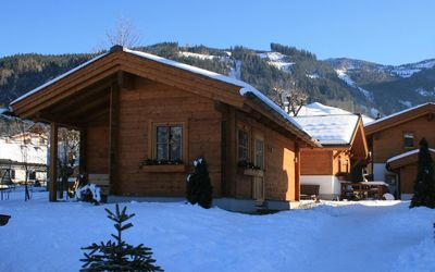 Photo for Luxury chalet (2 adults) with free VIP access to the Tauern Spa