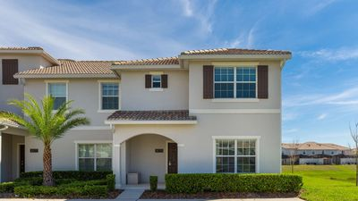 Photo for Fairy Tales: 5 BR / 4 BA five bedroom townhouse in Kissimmee, Sleeps 12
