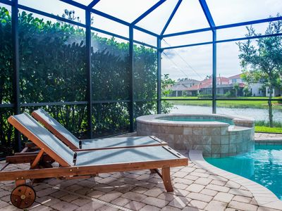 Photo for STILL AVAILABLE 2019 Season PETS WELCOME GATED WATER VIEW -4 Beds/2.5Bath POOL/S