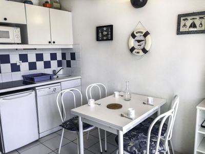Photo for Apartment La Palme d'Or in Cap d'Agde - 4 persons, 1 bedrooms