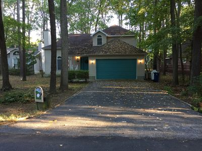 Photo for Spacious, well maintained, 3br, 3bath home overlooking Ocean Pines Golf Course