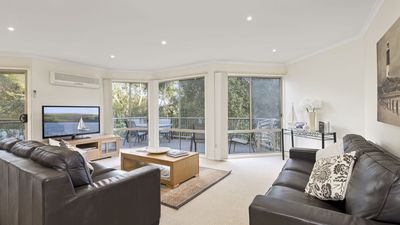 Photo for The Boulevard - modern style house set right in the heart of Lorne