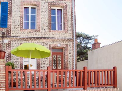 Photo for Vacation home La Rose des Vents  in Yport, Normandy / Normandie - 5 persons, 2 bedrooms