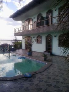 Photo for FRONT HOUSE FOR POND ARARUAMA IN CLOSED CONDO WITH LEISURE AREA