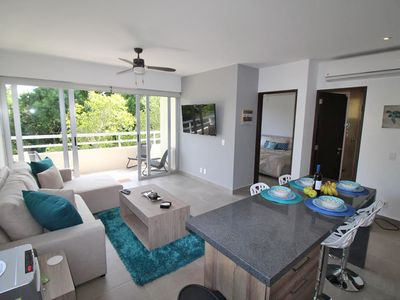 Photo for A Beautiful Condo with Tropical View