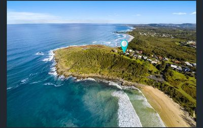Photo for Arrawarra Headland - Ocean Views over Mullaway Beach