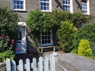 Photo for Vacation home High Cottage in Wadebridge - Padstow - 3 persons, 2 bedrooms