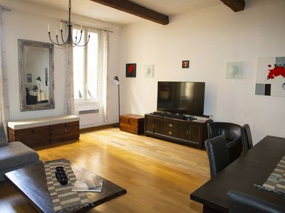 Photo for 3 Bedroom Air Conditioned Apartment In The Heart Of Old Town Nice
