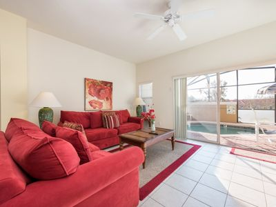 Photo for Luxury on a budget - Encantada Resort - Beautiful Relaxing 3 Beds 2.5 Baths Townhome - 3 Miles To Disney