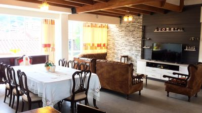 Photo for Cozy apartment in Cusco for 12 guests - Ttio's House