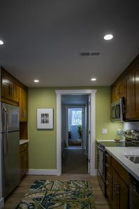 Photo for Magnolia, MIL Apartment. great location, one block from village and bay bluff