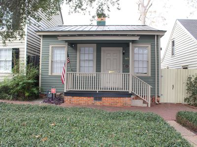 Photo for Historic District Cottage on East Jones Street!