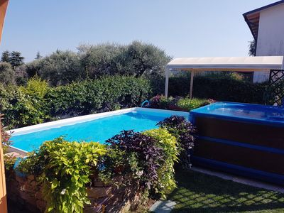 Photo for Villa with pool for 6 people