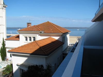 Photo for Arcachon hyper center - Studio cabin 2/4. with terrace and parking.