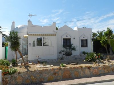 Photo for Holiday house Calpe for 1 - 6 persons with 3 bedrooms - Holiday house