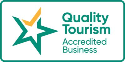 Accredited Business with Australian Tourism Industry Council